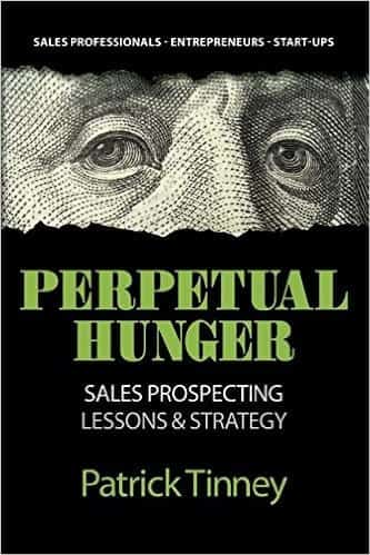Book Review – Patrick Tinney's Perpetual Hunger – @Centroideals
