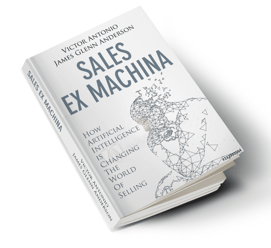 Book Review of Sales Ex Machina by Victor Antonio @VictorAntonio