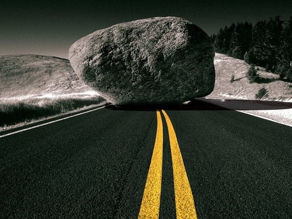 In Sales, The Obstacle is The Path