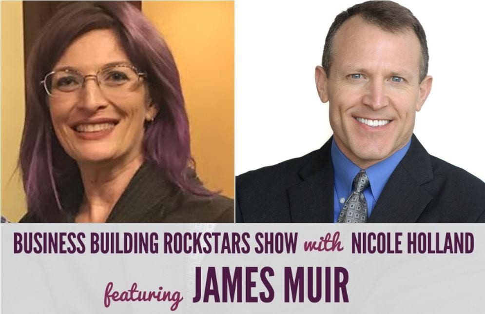Listen to How to Close for Non-Salespeople – with @niczthename Nicole Holland on the Business Building Rockstars Show