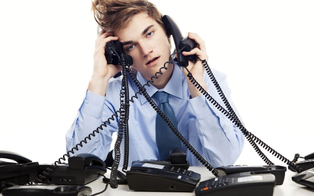 How Long Does It Take to Make 1,000 Sales Calls?