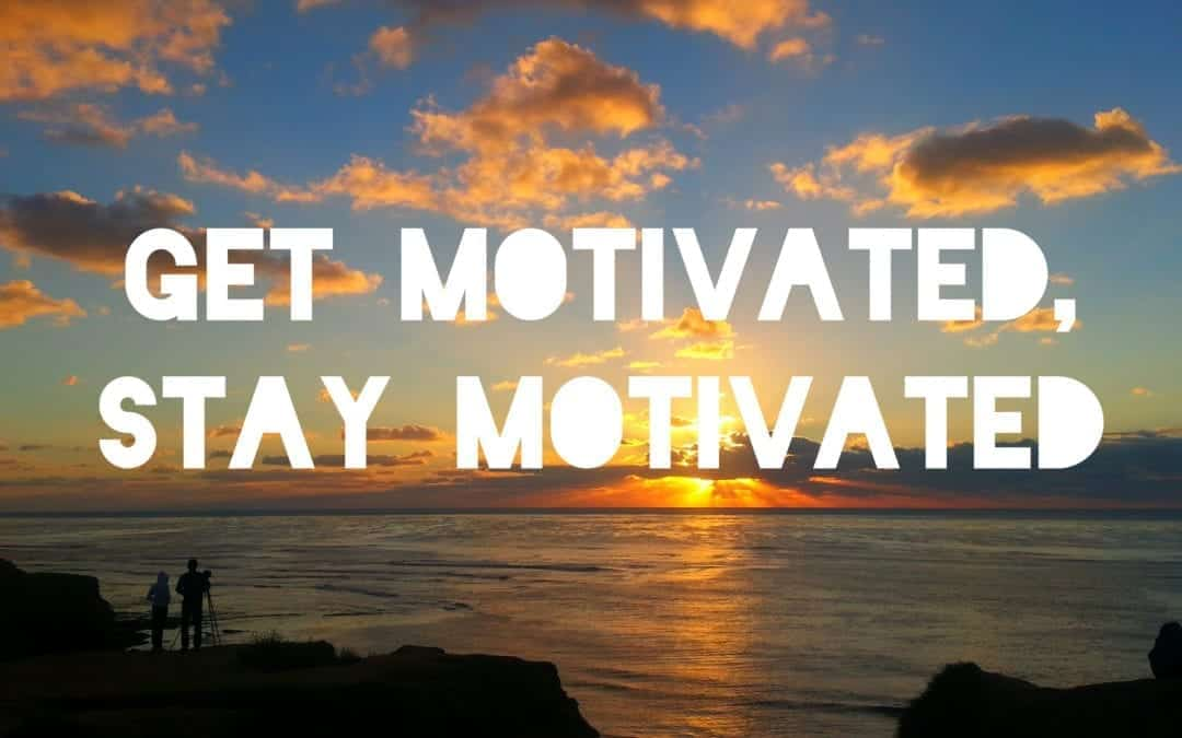 How to Get and Stay Motivated in Sales