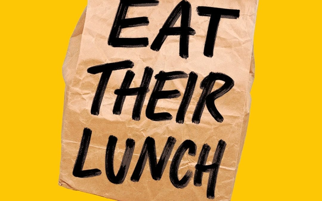 Sales Book Review – Eat Their Lunch by Anthony Iannarino @Iannarino