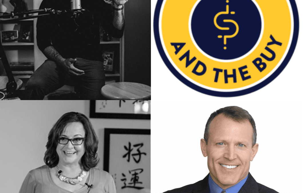 You're Making Sales Too Hard – Listen to Jeff, Christie & James on The Why And The Buy Podcast @jeffbajorek @walterschristie